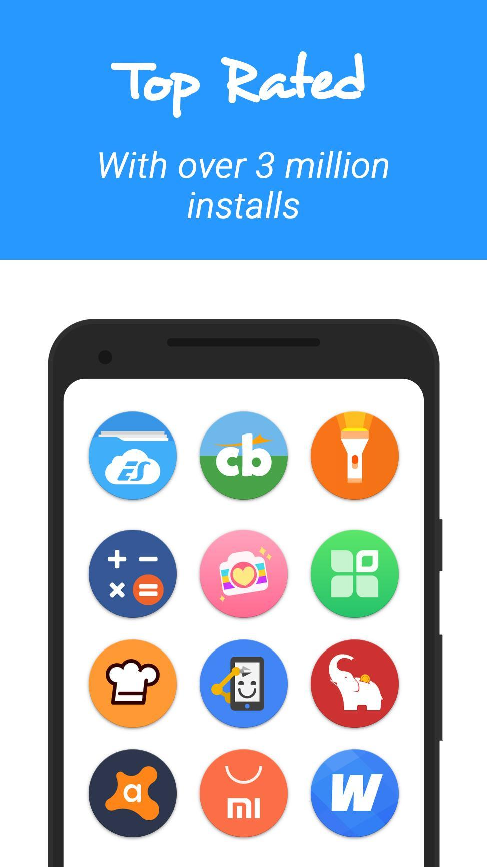 Pix UI Icon Pack 2 - Free Pixel Icon Pack for Android - APK