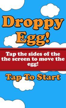 Droppy Egg! poster