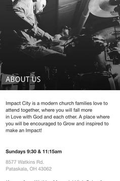 Impact City Church apk screenshot