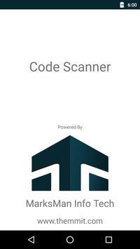Code Scanner poster