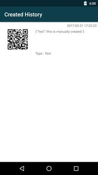 Code Scanner screenshot 3