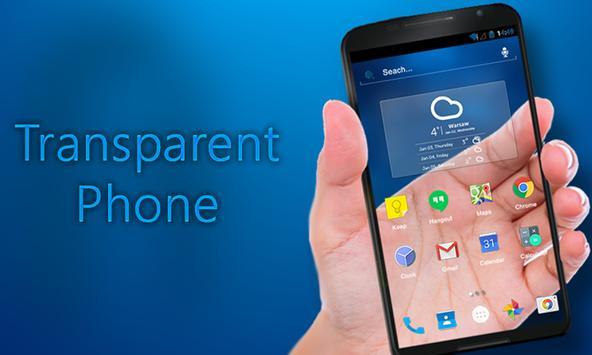 Transparent Phone screenshot 3