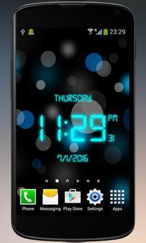Digital Clock screenshot 1
