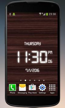 Digital Clock screenshot 2
