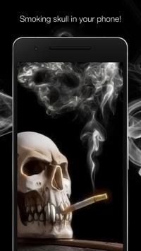 Smoking Skull screenshot 1