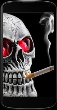 Smoking Skull screenshot 2