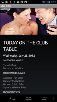 The Commerce Club apk screenshot
