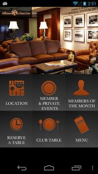 The University of Texas Club poster