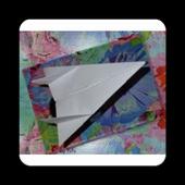 Como fazer avião de papel icon