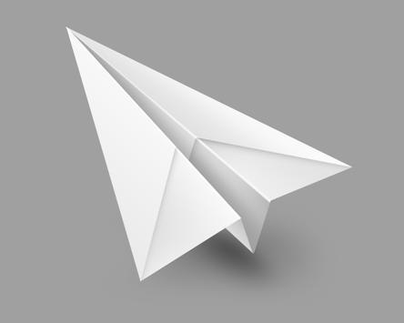 Como fazer avião de papel apk screenshot
