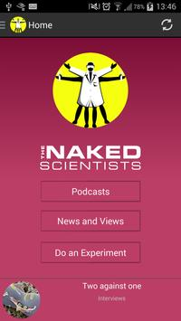 The Naked Scientists screenshot 2