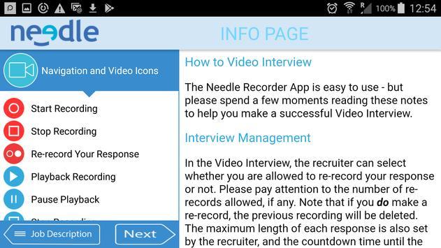 The Needle Online screenshot 1