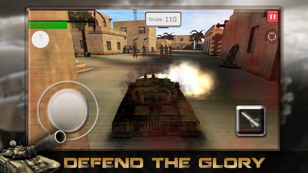 Mission Tank World Blitz poster