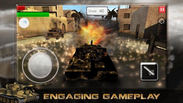 Mission Tank World Blitz screenshot 10