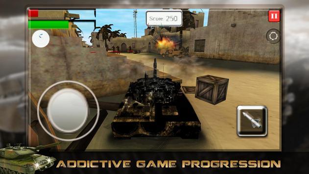 Mission Tank World Blitz screenshot 11