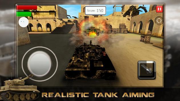 Mission Tank World Blitz screenshot 5