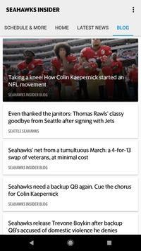 Seahawks screenshot 1