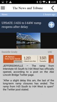News and Tribune apk screenshot
