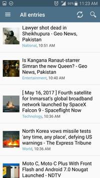 Pakistan News App poster