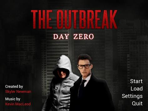 The Outbreak: Day Zero poster