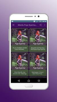 Merdu Puja Syarma Mp3 poster