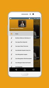 Ceramah Ustad Adi Hidayat screenshot 1