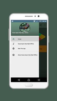 Suara Ayam Alas Mp3 Offline screenshot 1