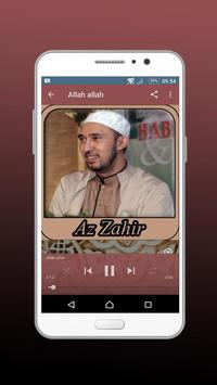 Sholawat Merdu Az Zahir Mp3 screenshot 2