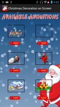 Live Christmas Animations apk screenshot