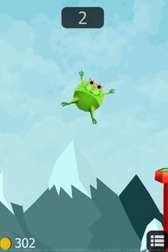 Master Frog Senpai poster