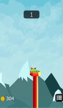 Master Frog Senpai apk screenshot