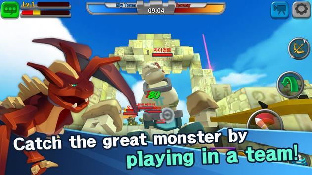 Battlemon League screenshot 3