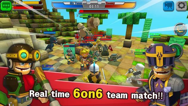 Battlemon League screenshot 1