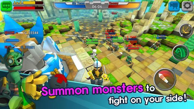 Battlemon League screenshot 2