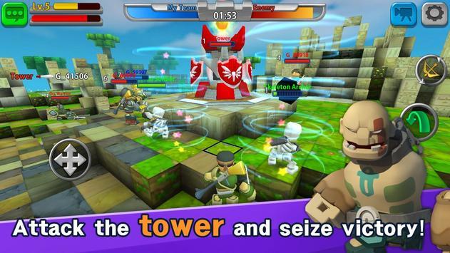 Battlemon League screenshot 4