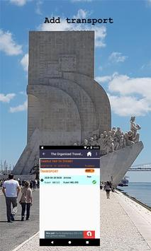 The Organized Traveller screenshot 2