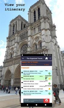 The Organized Traveller screenshot 5