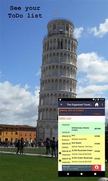 The Organized Traveller screenshot 6