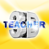 3D Teacher icon