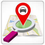 Vehicle Number Address Tracker icon