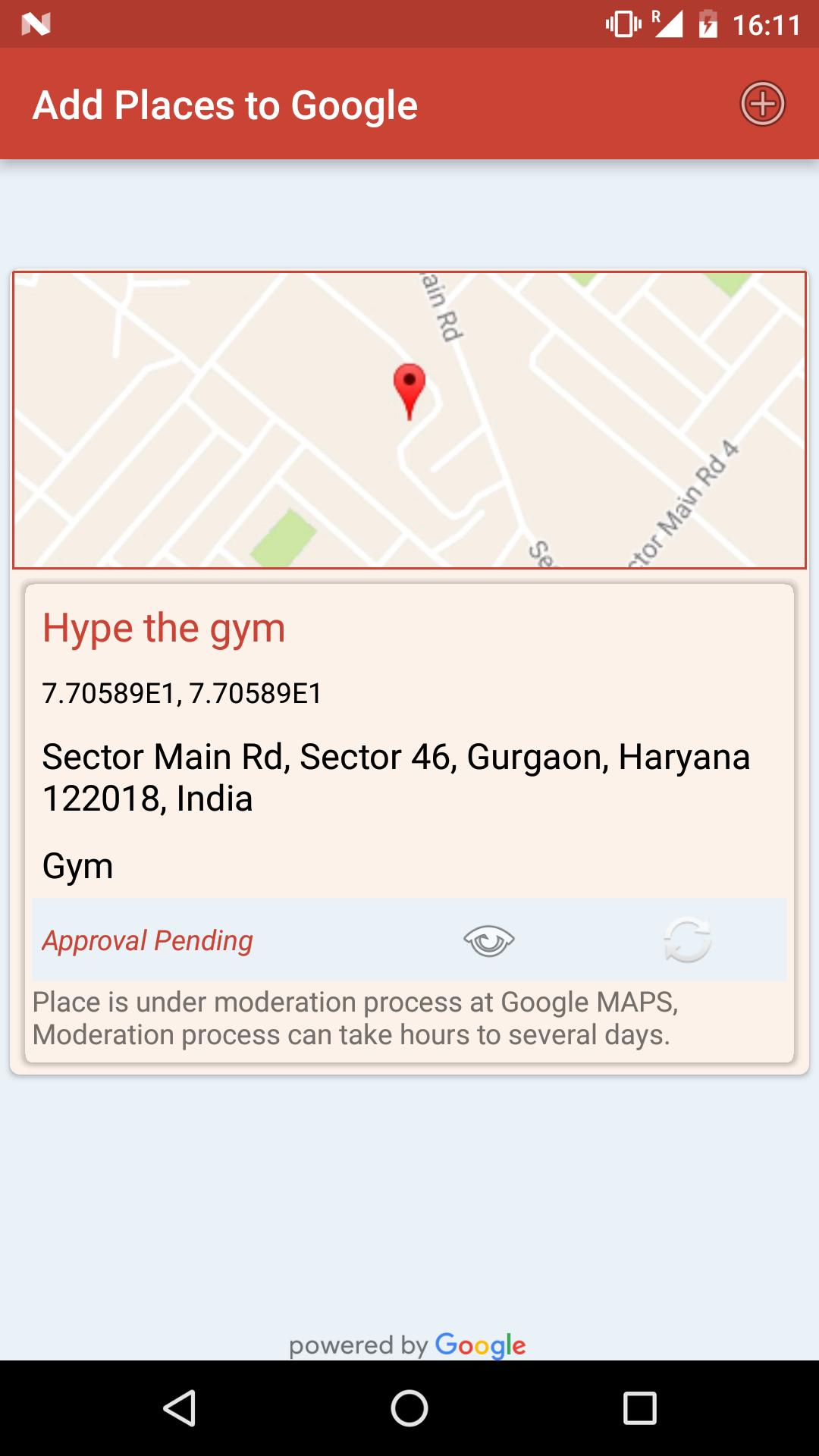 Add GPS Location to Google MAP for Android - APK Download