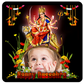 Happy Dussehra Photo Frames icon