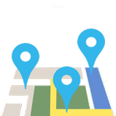GPS Route Address Tracker icon