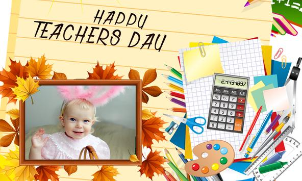 Teacher\'s Day Photo Frames APK Download - Free Photography APP for ...