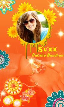 Raksha Bandhan HD Photo Frames screenshot 11