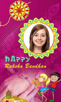 Raksha Bandhan HD Photo Frames screenshot 1