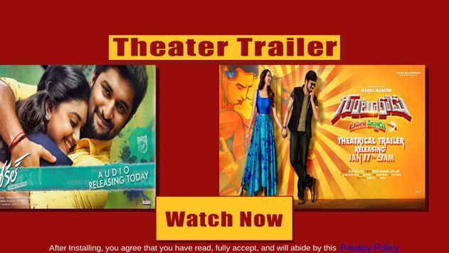 Telugu Trailer VR & 3D poster