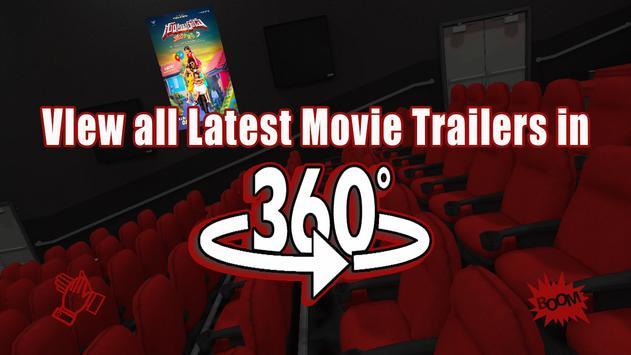 Telugu Trailer VR & 3D screenshot 1