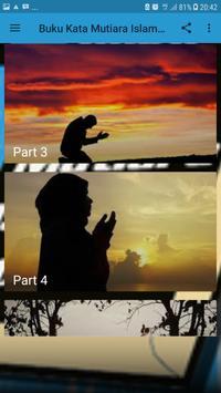 Buku Kata Mutiara Islam 2018 screenshot 2