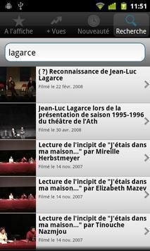 Théâtre Vidéo screenshot 1